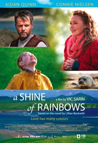 Сияние радуги / A Shine of Rainbows (2009) DVDRip
