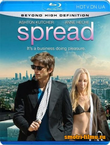 Постер к сериалу Бабник / Spread (2009) BDRip