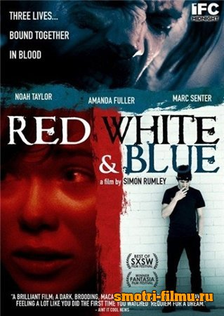 ������ � ������� ������� ����� � ����� / Red White & Blue (2010) HDRip