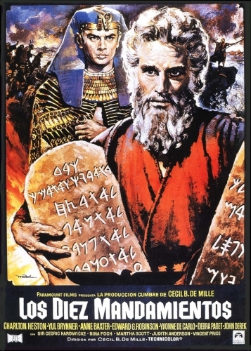 ������ ���������  / The Ten Commandments (2006) 2-����� DVDRip