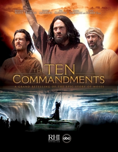 ������ � ������� ������ ���������  / The Ten Commandments (2006) 2-����� DVDRip