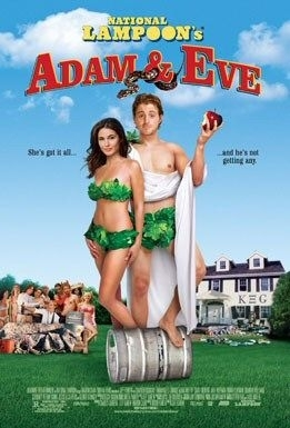 Постер к сериалу Адам и Ева / Adam and Eve (2005) DVDRip