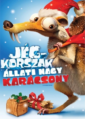 ������ � ������� ���������� ������. ��������� �������� / Ice Age: A Mammoth Christmas (2011) HDRip