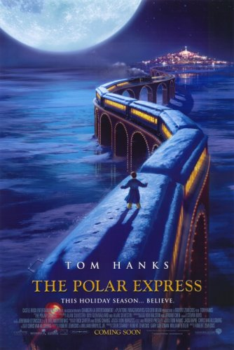 ������ � ������� �������� �������� / The Polar Express (2004) HDRip