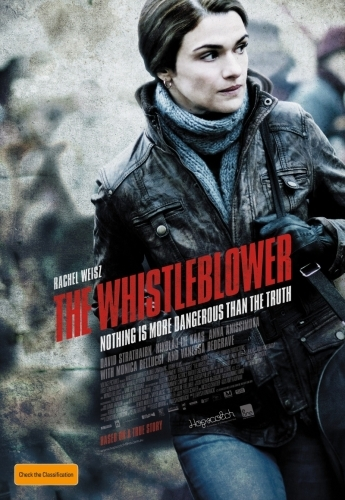 ������ � ������� �������� / ������������ / The Whistleblower (2010) DVDRip