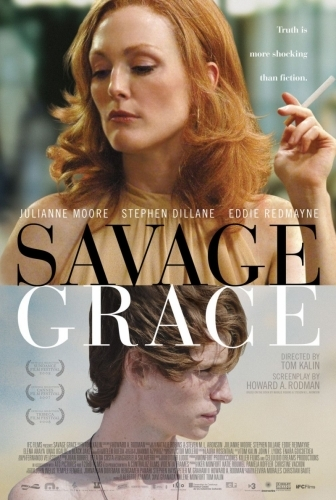 Постер к сериалу Дикая грация /  Savage Grace (2007) DVDRip