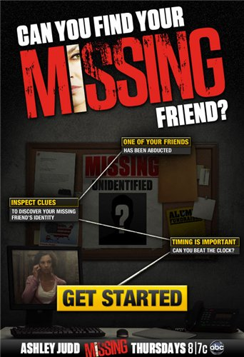 ��������� / Missing (2012) ������, 10-����� WEB-DLRip