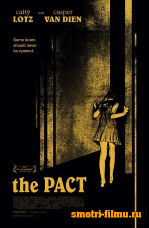 Постер к сериалу Пакт / The Pact (2012) HDRip