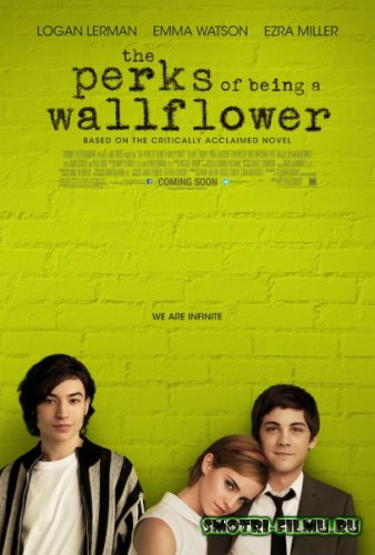 Хорошо быть тихоней / The Perks of Being a Wallflower (2012) CAMRip