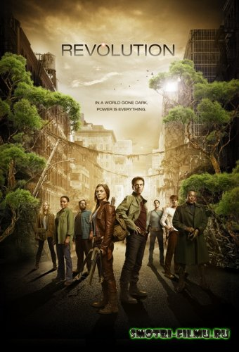 ��������� 1-����� / Revolution season 1 (2012-2013) ������, 18-�����  WEB-DLRip