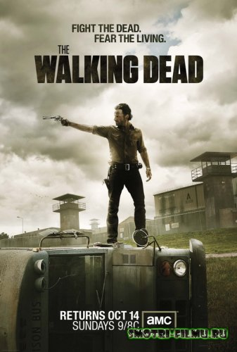 ������� ��������  / The Walking Dead 3-����� (2013) ������, 16-����� (RUS) WEB-DLRip