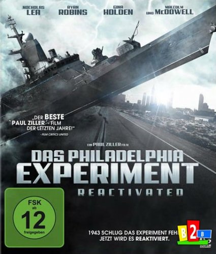 Постер к сериалу Филадельфийский эксперимент / The Philadelphia Experiment (2012) DVDRip