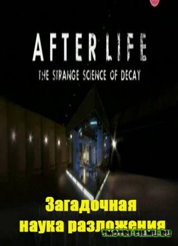 ������ � ������� ����� ������. ���������� ����� ���������� / After life. The strange science of decay (2012) SATRip