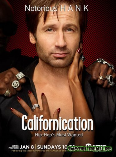Постер к сериалу Блудливая Калифорния 6 сезон / Californication Season 6 (2013) сериал, 12-серия (RUS)   HDTVRip [720px.]