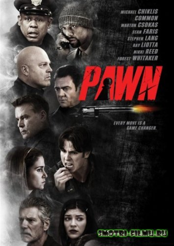 Постер к сериалу Пешка / Pawn (2013)  BDRip  [720]
