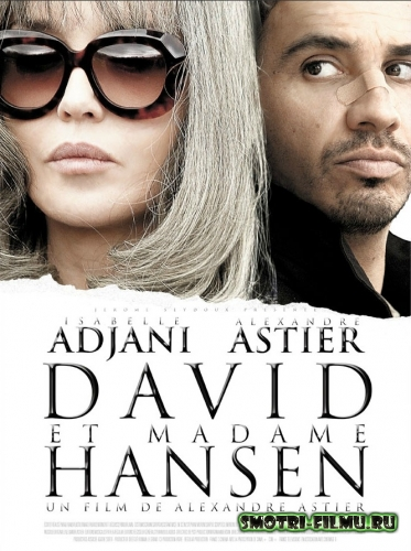 Постер к сериалу Давид и мадам Ансен / David et Madame Hansen (2012) HDRip