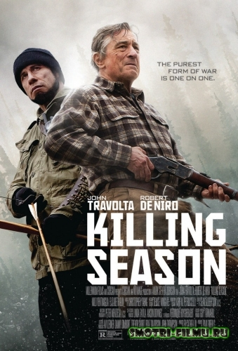 Сезон убийц / Killing Season (2013) WEB-DLRip