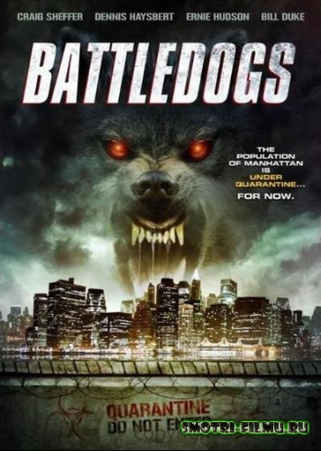 Боевые псы / Battledogs (2013) HDRip