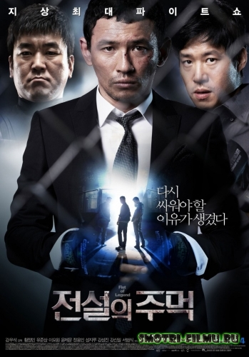 Постер к сериалу Кулак легенды / Fist of Legend (2013) HDRip