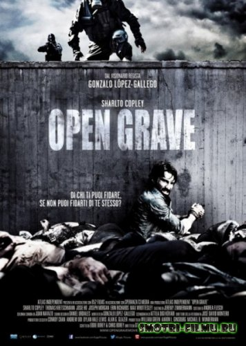������ � ������� �������� ������ / Open Grave (2013) HDRip