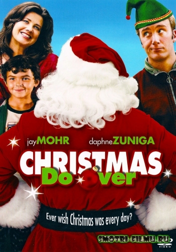 ����������� ��������� / Christmas Do-Over (2006) DVDRip