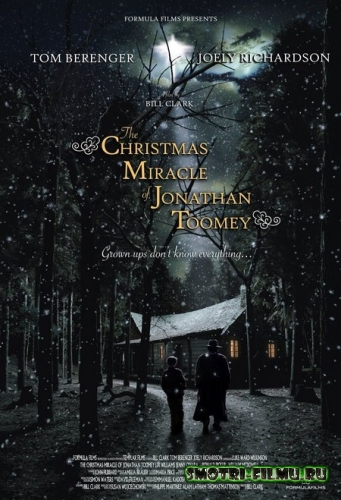 Постер к сериалу Рождественское чудо Джонатана Туми / The Christmas Miracle of Jonathan Toomey (2007) DVDRip
