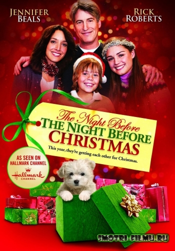 Рождественские приключения семейства Фоксов / The Night Before the Night Before Christmas (2010) HDRip