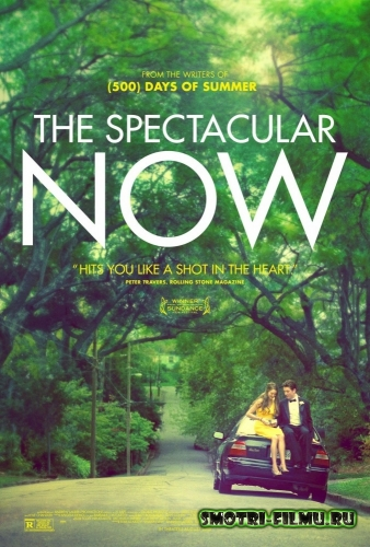 ������ � ������� ������������� ����� / The Spectacular Now (2013) HDRip