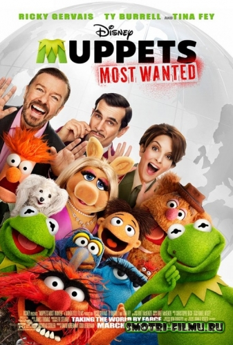 �������2 / Muppets Most Wanted (2014) BDRip