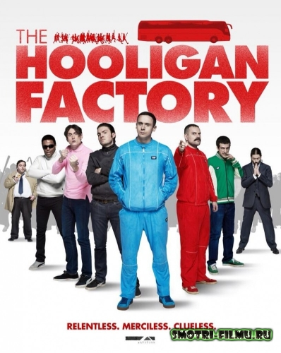 Постер к сериалу Фабрика футбольных хулиганов / The Hooligan Factory (2014) HDRip