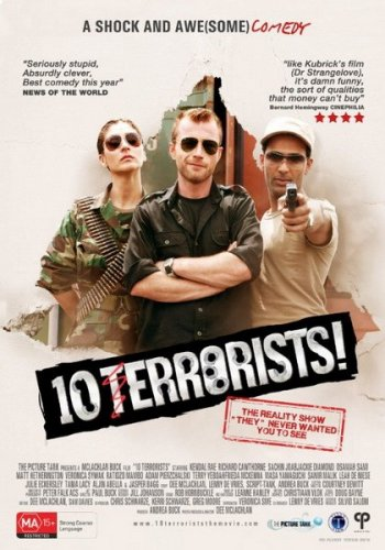 Постер к сериалу 10 террористов / 10Terrorists (2012) WEB-DLRip