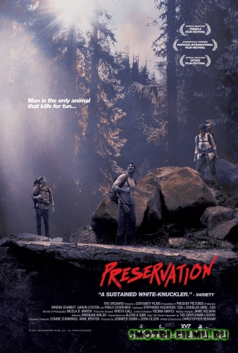Постер к сериалу Заповедник / Preservation (2014) WEB-DLRip