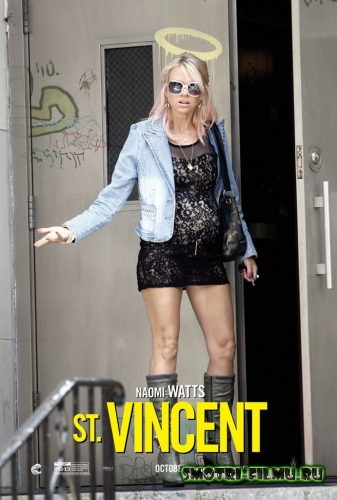 Постер к сериалу Святой Винсент / St. Vincent (2014) HDRip