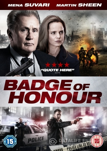 Постер к сериалу Знак почёта / Badge of Honor (2015) WEB-DLRip