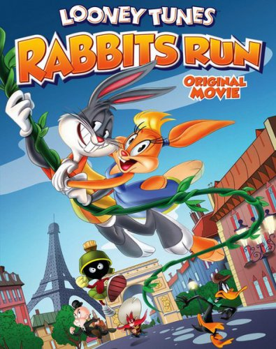 Постер к сериалу Луни Тюнз: кролик в бегах / Looney Tunes: Rabbit Run (2015) WEB-DLRip