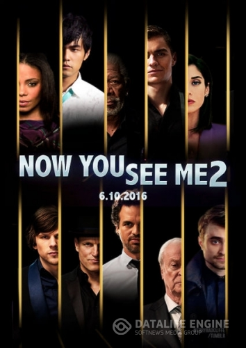 ������� ������2 / Now You See Me�2 (2016) CAMRip