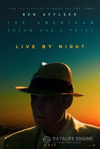 Постер к сериалу Закон ночи / Live by Night (2016) HD-трейлер